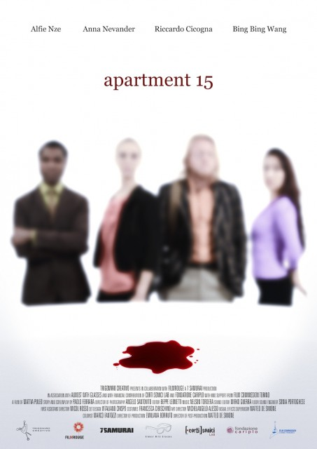 Apartment 15 – fine riprese