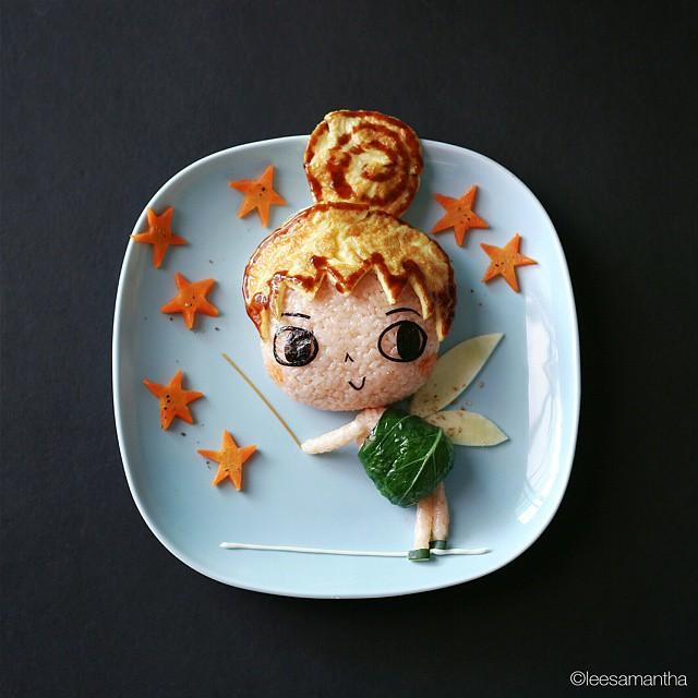 Food art: il cibo diventa arte